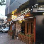سایبان رستوران حس خوب (بلوار فردوس)