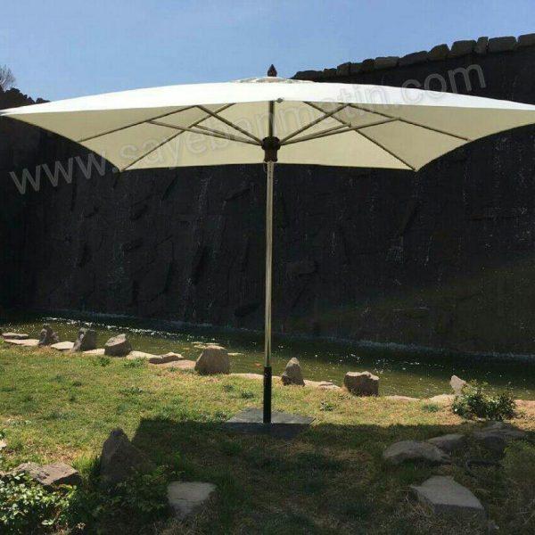 سایبان چتری فضای باز