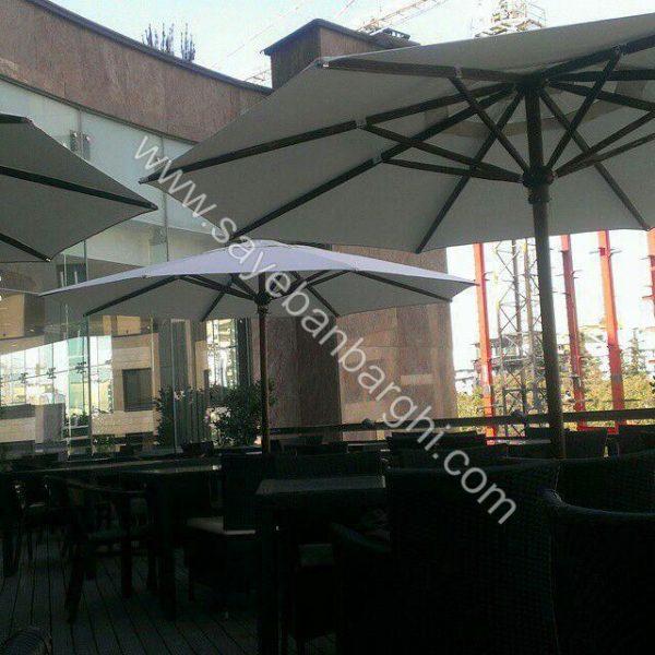 سایبان چتری مرکز خرید (2)