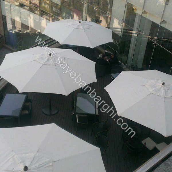 سایبان چتری مرکز خرید (4)