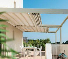 بهینه سازی انرژی با سقف متحرک