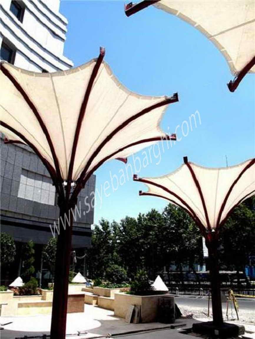 ساییبان چتری های اتوماتیک