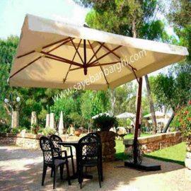 ساخت سایبان چتری برای انواع گوناگون محیط