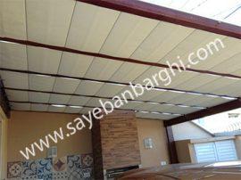 سقف متحرک و سقف متحرک شیشه ای